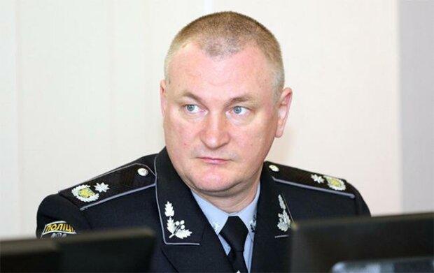 Сергей Князев, глава Нацполиции