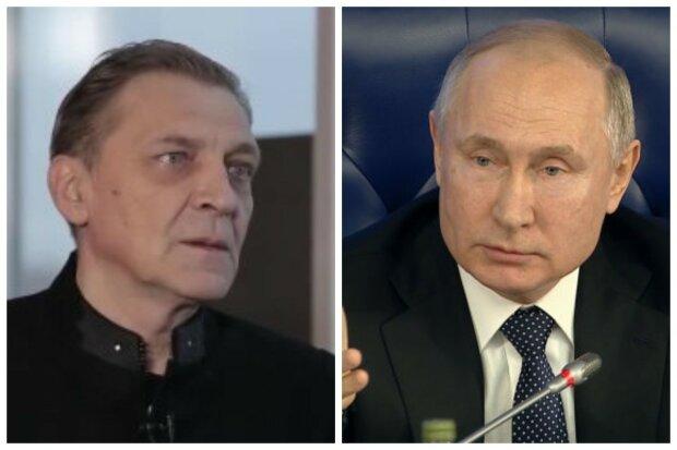 """Невзоров рассказал, в чем состоит истинное призвание Путина: """"Он всего-навсего тамада"""""""