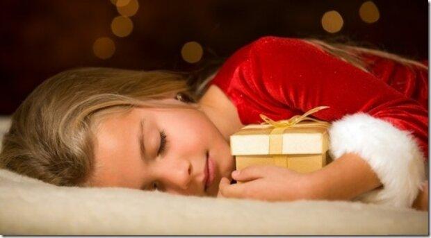 подарки ребенок новый год