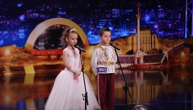 талант дети