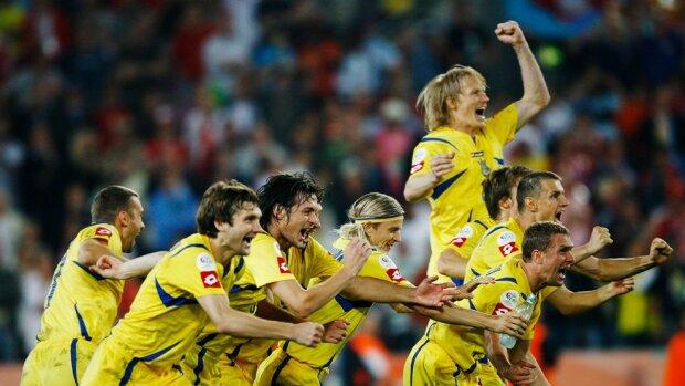 сборная Украины 2006 футбол