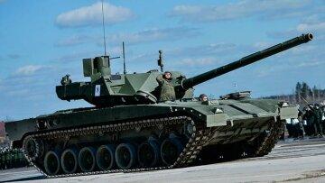 российский танк Армата