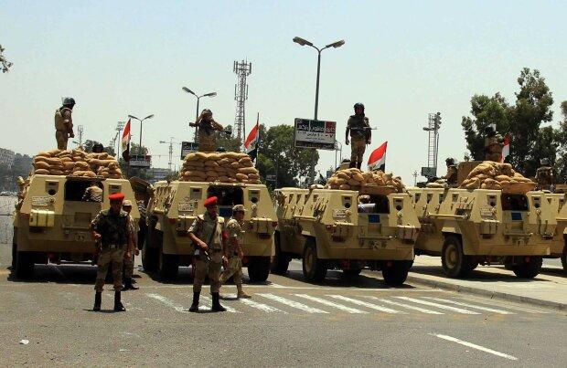 Египет Синай КПП терроризм