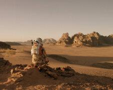марс космонавт космос астронавт