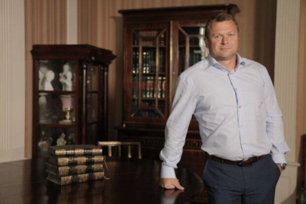 Предприниматель Лищина Сергей Богданович