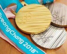 Парламипиада, медали