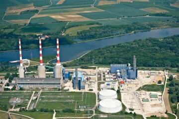 Eon ТЭС электростанция