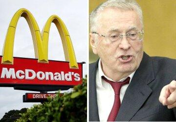 """Жириновский взбесился из-за скандала с McDonald's в Украине и пригрозил мерами: """"Начнем всемирную..."""""""