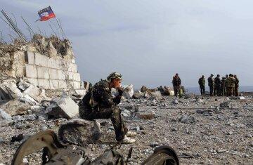 бойовики ДНР, Донбас, війна