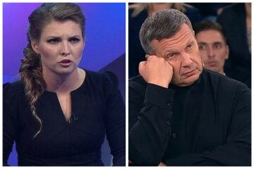 Скабееву і Соловйова провчили через Україну, пропагандисти стали посміховиськом