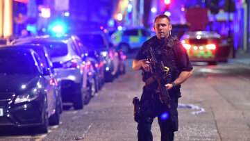 Лондон полиция