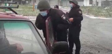 полиция, авто, люди