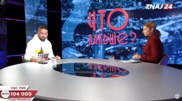 Василий Апасов рассказал о перспективах Разумкова: «Наверняка у него есть и план, и команда»