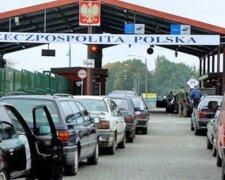 граница, Польша