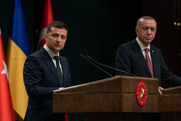 зеленский, эрдоган