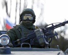 Российские войска на Донбассе, россиянин в АТО