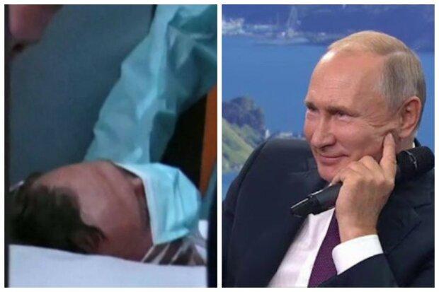 """У Путіна заістерили після слів німецьких лікарів про отруєння Навального: """"Ми не розуміємо..."""""""