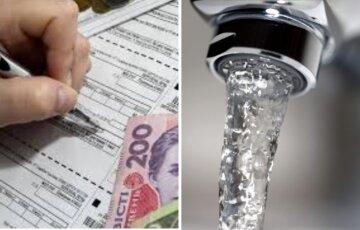 Тарифи на воду підвищать по всій Україні, кому доведеться платити більше за інших: суми по областях
