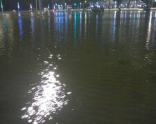 наводнение в Батуми