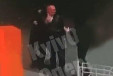 Люди в масках напали на іноземного бізнесмена: відео викрадення в Києві