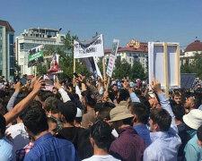 Ингушетия протест