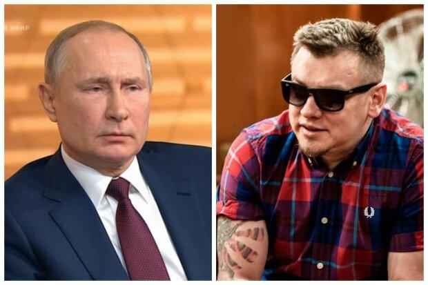 """Засновник рок-групи """"Елізіум"""" назвав кількість росіян, які ненавидять Путіна: """"Приблизно ті ж..."""""""