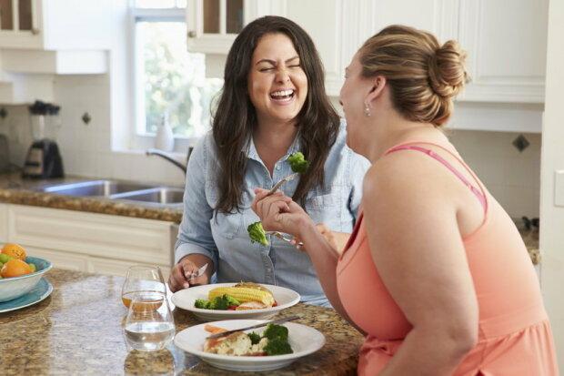 как сбросить лишние кг чому