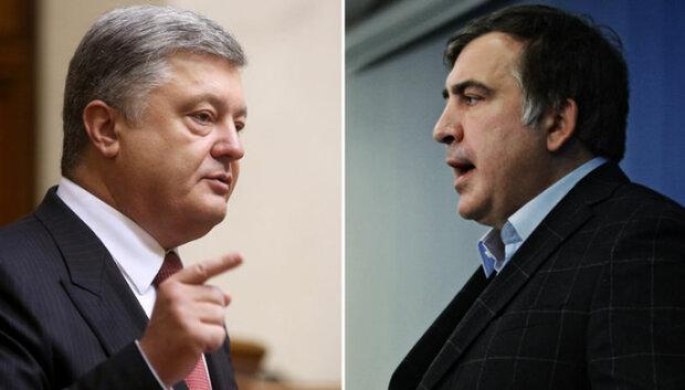 Саакашвили-Порошенко