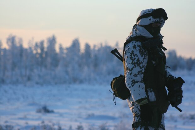 россия солдат