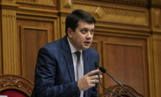 Ринок землі: стало відомо, як голосував за скандальний закон Разумков