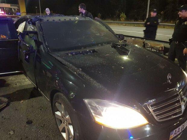 Авто с людьми подорвали в Киеве: все в крови, фото и жуткие подробности теракта