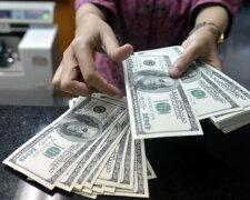 курс валют в украине, доллар валюта