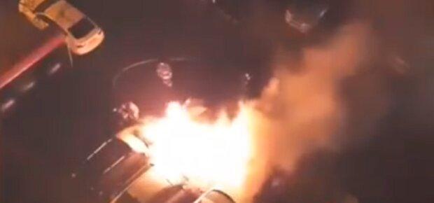 НП в Одесі: місто накрила серія автопідпалів, кадри свавілля