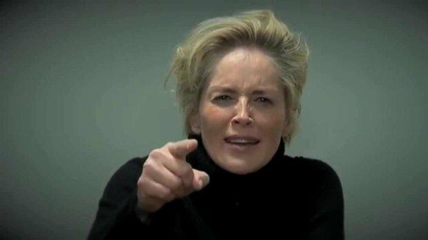 """Роздягнена Шерон Стоун без сорому показала, як сходить із розуму на карантині: """"важкий час"""""""