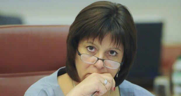 Наталия Яресько минфин