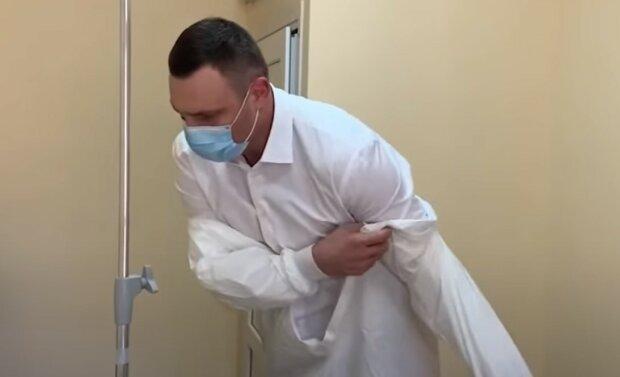 """Кличко пригрозив киянам жорстким карантином: """"якщо буде..."""""""
