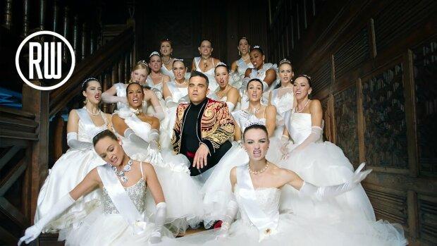 Робби Уильямс выпустил новый хит «Веселись, как русский» (видео)