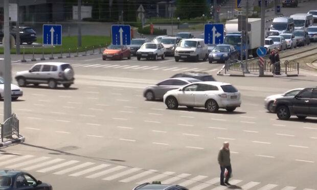 дорога, транспорт, украинцы, штрафы