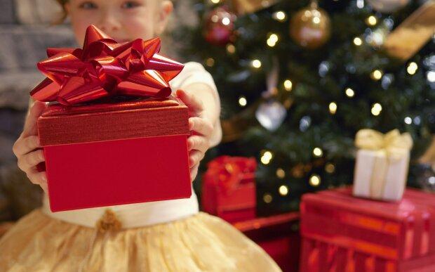 новий рік, подарунки