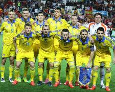 Сборная Украины отказалась от проживания в «Москве»