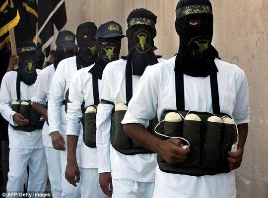 смертники Боко Харам