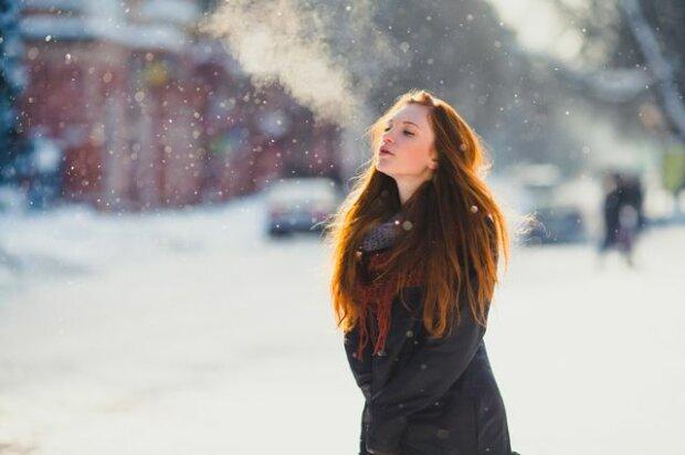 зима, холод