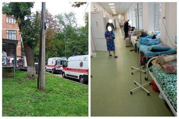 """На Харківщині медики валяться з ніг, ситуація з вірусом на межі: """"десятки важких пацієнтів"""""""