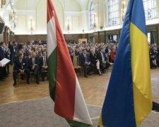 Венгрия Украина