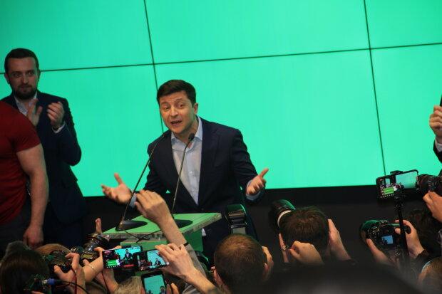 »Четыре новых закона»: Зеленский признался, что сделает на посту президента в первую очередь