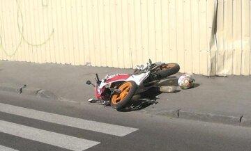 Страшне ДТП в Одесі: мотоцикл збив троїх дітей (відео)