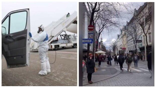 """Відомий українець показав, що діється в охопленій коронавірусом Європі: """"Поміряти температуру і..."""""""