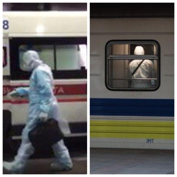 У Києві пасажирів потяга з підозрою на коронавірус відпустили по домівках: термінове заява МОЗ