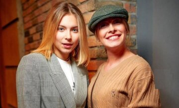Олена Кравець з донькою, маша Кравець, Марія