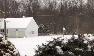 Снег, фото: скриншот You Tube